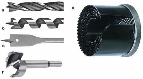 насадка на дрель для отверстий большого диаметра